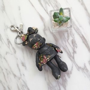 COACH X DISNEY MINNIE MOUSE DOLL BAG CHARM